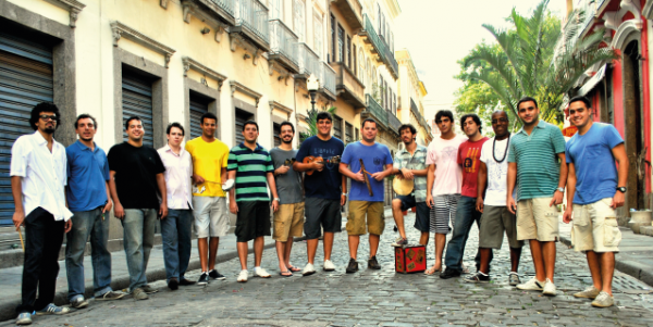 Rodas de samba do Rio de Janeiro