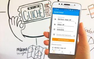 App do Guichê Virtual