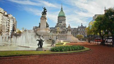 Buenos Aires é uma opção de viagem de lua de mel barata