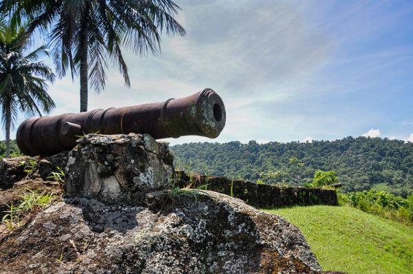 Passeios baratos em Paraty: Forte Defensor Perpétuo
