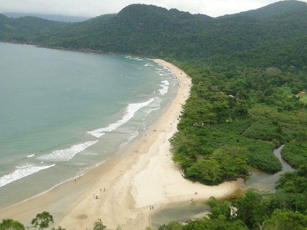 Passeios baratos em Paraty: Praia do Sono