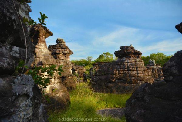 Cidade dos Deuses, Pará | Foto: Divulgação