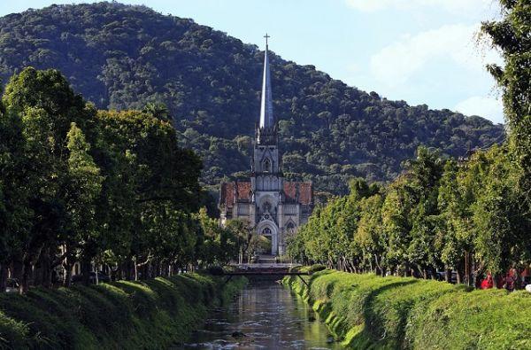 Petrópolis (SP) - viajar no inverno brasileiro