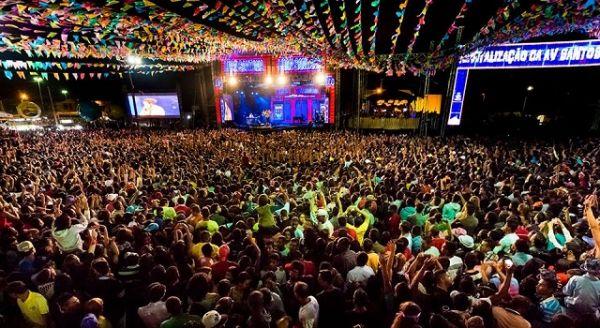 Conheça o São João de Irecê, uma das maiores festas juninas