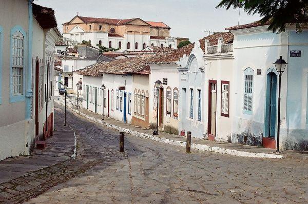 Patrimônios Culturais da Humanidade: Centro Histórico de Goiás