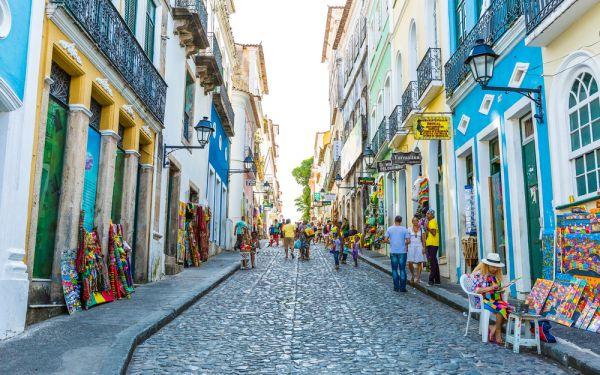 Patrimônios Culturais da Humanidade: Centro Histórico de Salvador