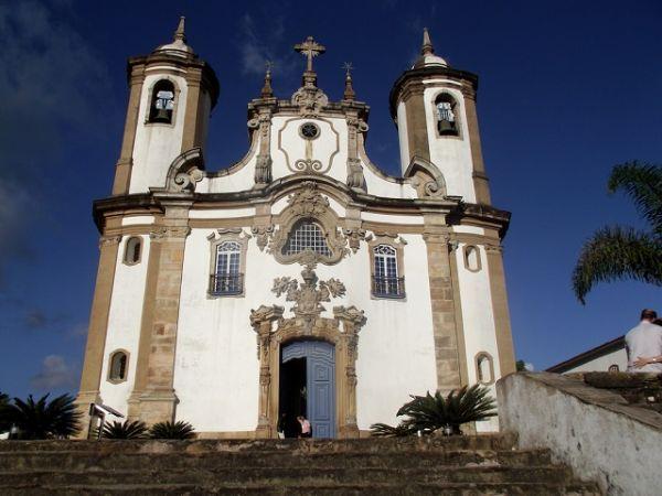 Ouro Preto - MG | Foto: Banco de imagens