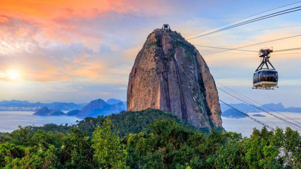 Patrimônios Culturais da Humanidade: Paisagens cariocas