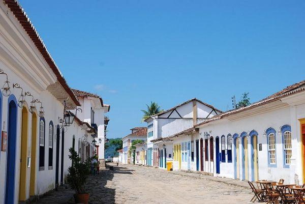 Paraty - RJ | Foto: Banco de imagens