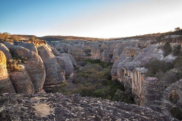 Patrimônios Culturais da Humanidade: Parque Nacional Serra da Capivara