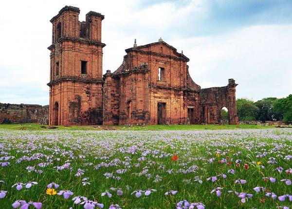 Patrimônios Culturais da Humanidade: Ruínas de São Miguel