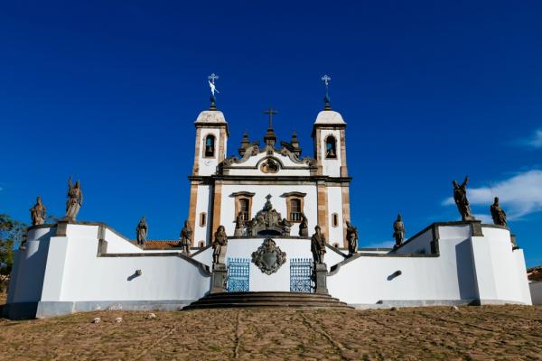 Patrimônios Culturais da Humanidade: Santuário do Senhor Bom Jesus de Matosinhos