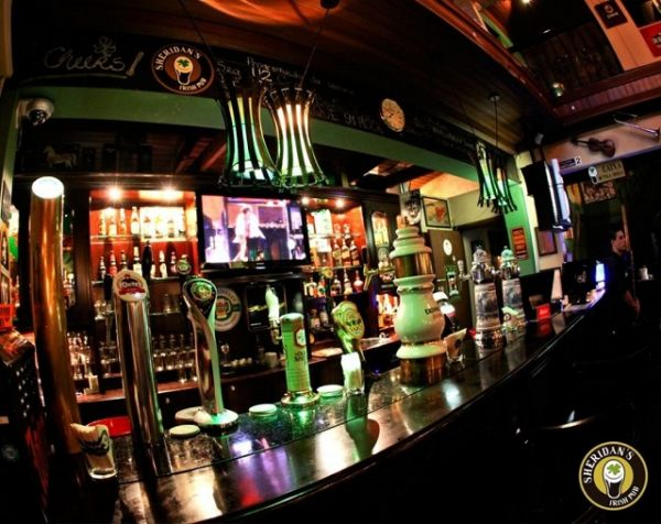 Sheridans Irish Pub, Curitiba - PR | Créditos: Divulgação