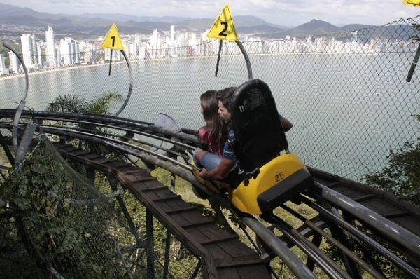 O Parque Unipraias deve estar no seu roteiro em Santa Catarina