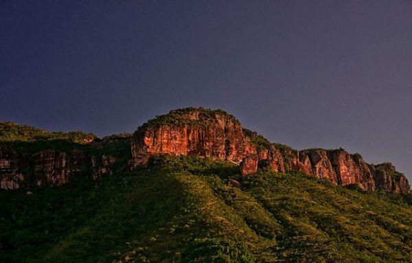 Pai aventureiro: Serra do Roncador