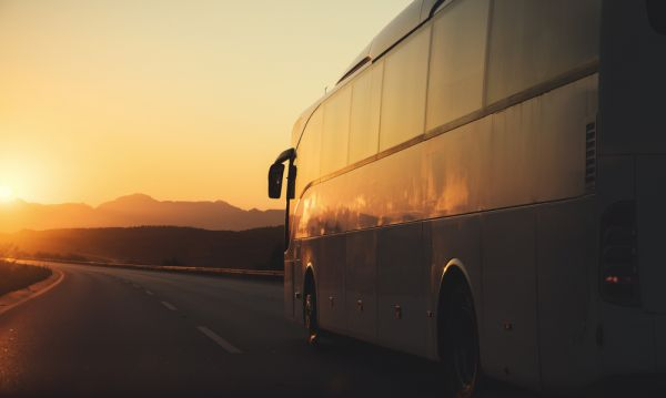 Lista das vantagens de viajar de ônibus