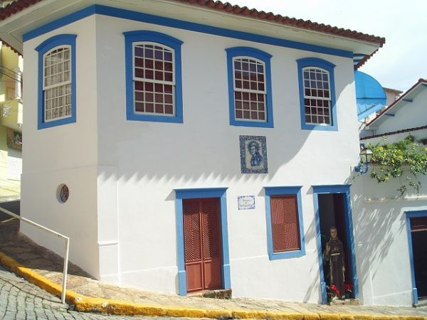 Casa de Frei Galvão, destino de turismo religioso