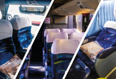Conheça 5 tipos diferentes de ônibus