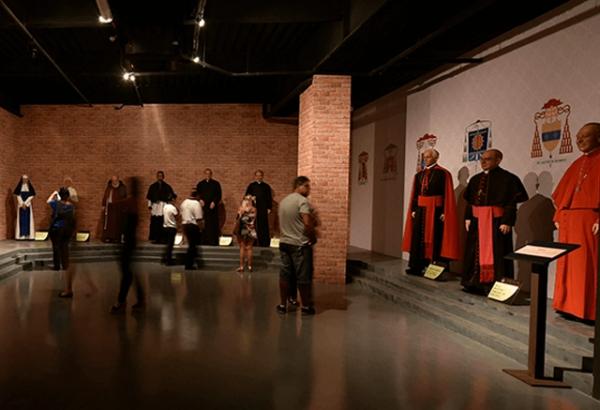 Museu de Cera, Aparecida - SP | Fonte: Santuário Nacional