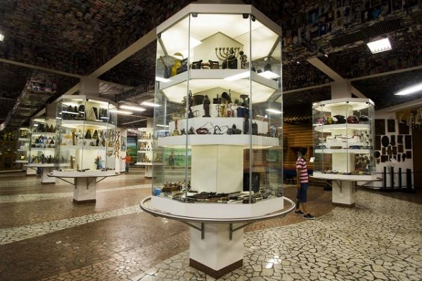 Sala dos Milagres | Créditos: Thiago Leon/Santuário Nacional