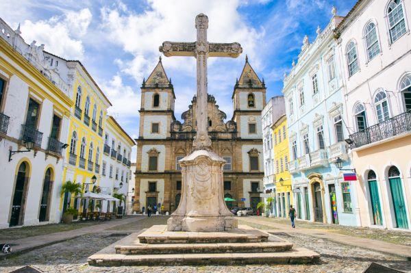 Salvador - BA | Fonte: Banco de Imagens
