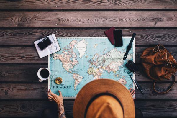 Planejar uma viagem com a família | Fonte: Banco de imagens