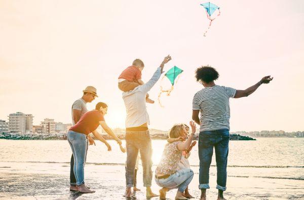 Viagem em família | Foto: Banco de imagens