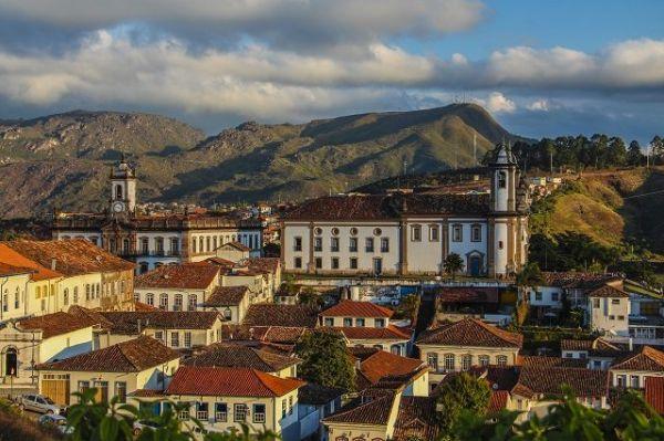 Vá para Ouro Preto em um dos feriados de 2020