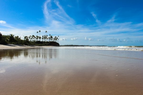Cumuruxatiba, Bahia - SP | Fonte: Banco de imagens