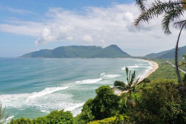 Florianópolis – SC | Fonte: Banco de imagens