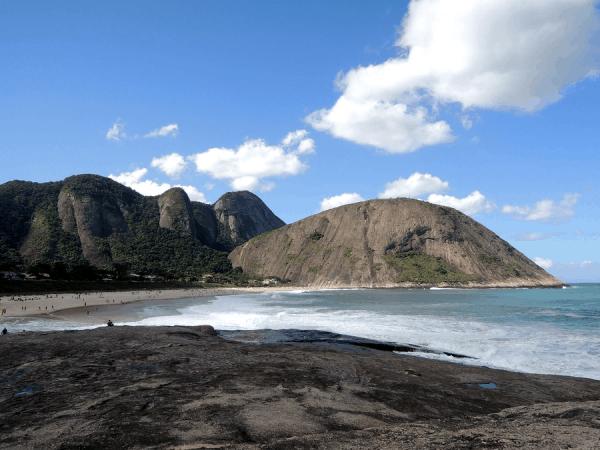 Praia de Itacoatiara - Praias do Sudeste