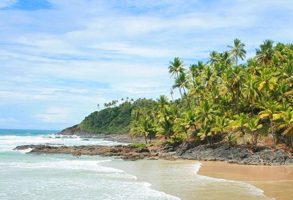 Conheça a Havaizinho uma das praias paradisíacas do Brasil