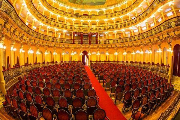 Teatro Amazonas, Manaus - AM   Foto: Banco de Imagens