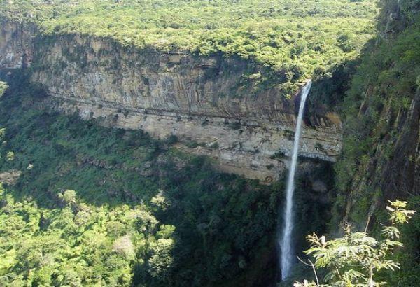 Bica do Ipu - Cachoeiras do Brasil