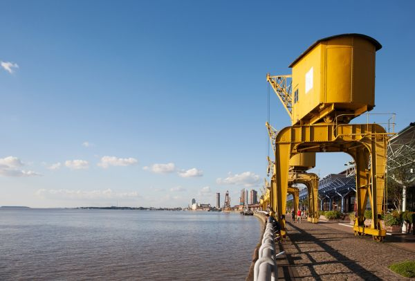Estação das Docas, Belém do Pará