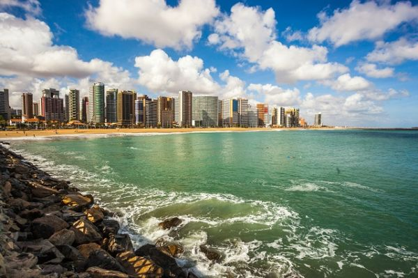 Réveillon de 2019 em Fortaleza - CE | Foto: Banco de imagens