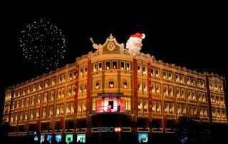 Natal em Curitiba | Foto: Banco de imagens