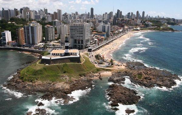 Réveillon de 2019 em Salvador - BA | Foto: Banco de imagens