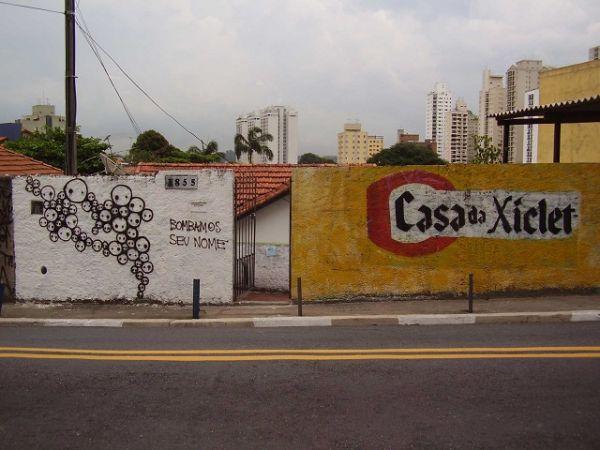 Casa da Xiclet, São Paulo - SP | Foto: Banco de Imagens