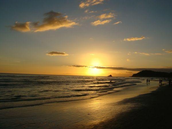 Praia de Juquehy, uma das melhores praias de São Paulo