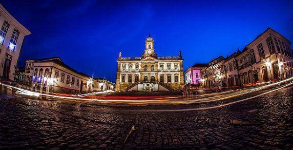 Ouro Preto, um dos destinos de carnaval mais tradicionais do Brasil