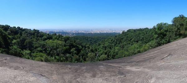Pedra Grande, Parque da Cantareira, São Paulo - SP | Banco de Imagens