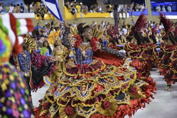 Rio de Janeiro, um dos maiores destinos de Carnaval