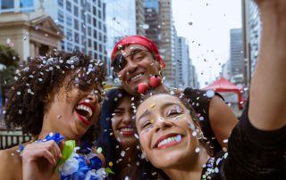 Carnaval de Natal é só diversão!